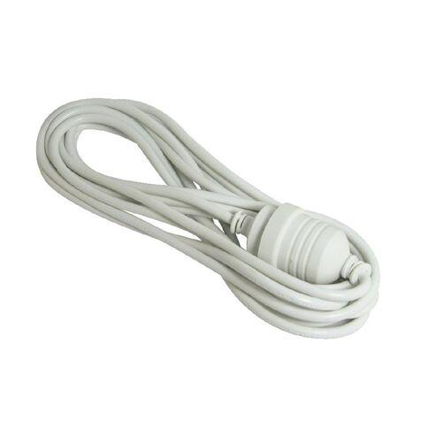 Goldair Extension Cord 5m White