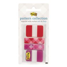 Post-It Pattern Collection Combo Pack