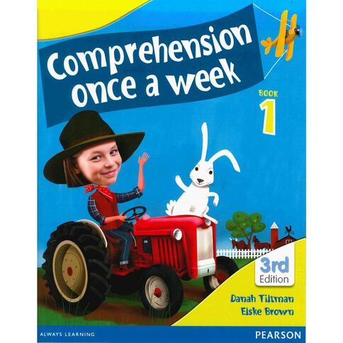 Year 1 Comprehension Once A Week 1
