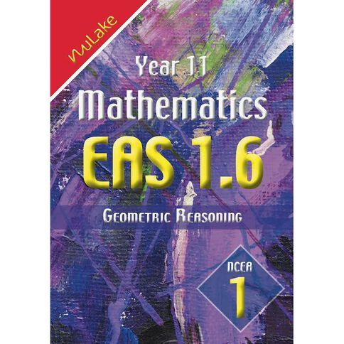 Nulake Year 11 Mathematics Eas 1.6 Geometric Reasoning