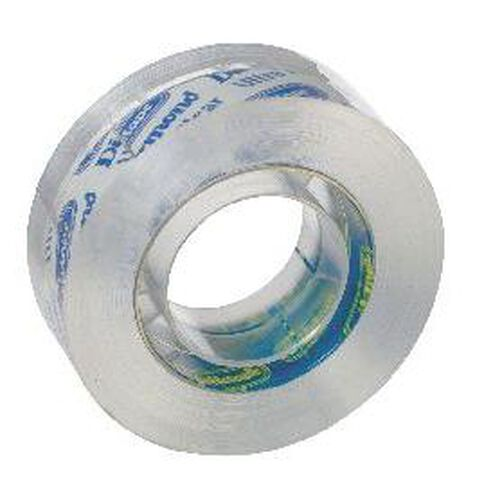 Sellotape Crystal Tape 19mm x 33m Clear