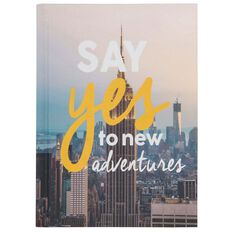 Banter Say Yes Hardcover Notebook A6