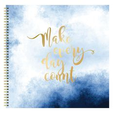 Rosie's Studio Album 12 x 12 20 Page Make Every Day Count