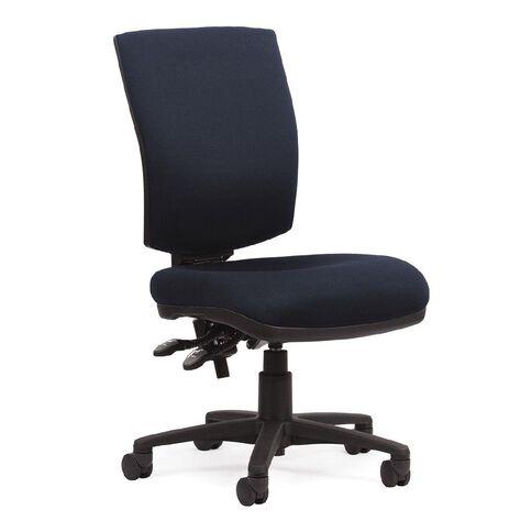 Chairmaster Krest Highback Chair Navy
