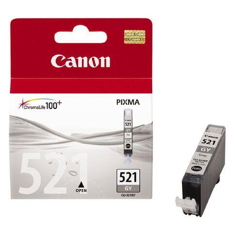 Canon Ink Cartridge CLI521 Photo Grey