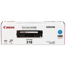 Canon Toner Cart318 Cyan