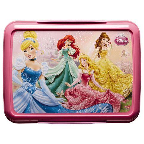 Disney Princess Klip It Lunch Box Pink 2L