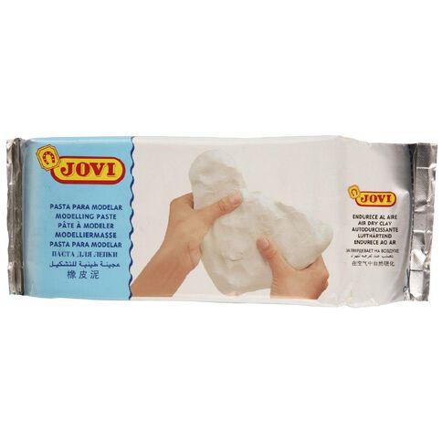 Jovi Clay Air Hardening 1Kg White