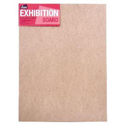 DAS Exhibition 2in Hardboard 18 x 24in