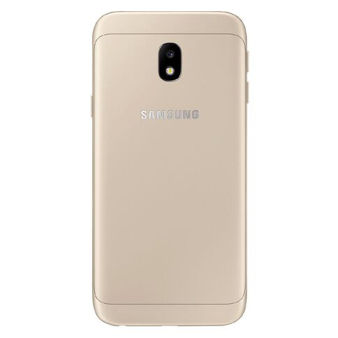 2degrees Samsung Galaxy J3 Pro Gold