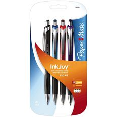Paper Mate Inkjoy 550RT 4 Pack