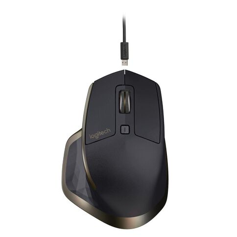 Logitech Mx Master Wireless Mouse Black