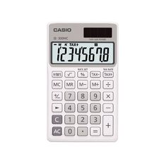 Casio Handheld Calculator SL300 White