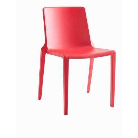 Meg Stacker Chair Red