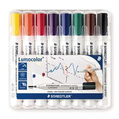 Staedtler Whiteboard Marker 8 Pack