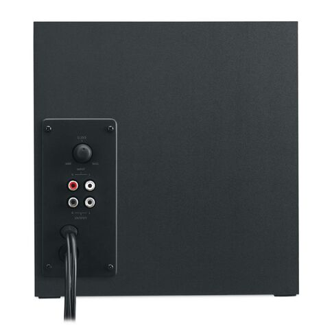 Logitech Z333 Speaker System Black