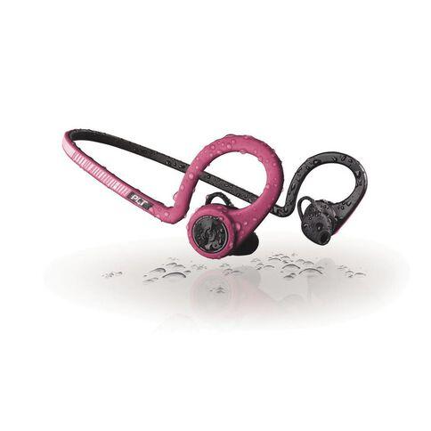 Plantronics Backbeat Fit Headset Fucshia