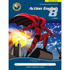 Year 10 English Action English 8