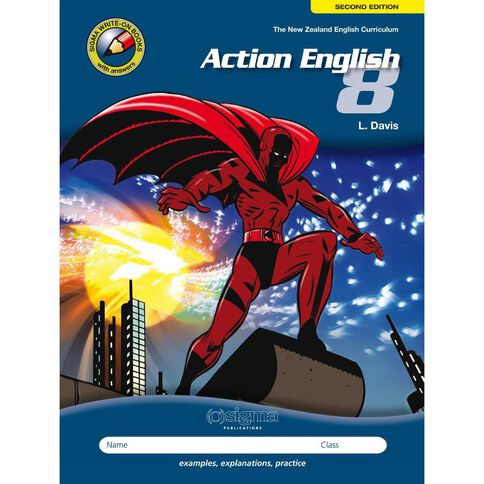 Year 10 English Action English 8
