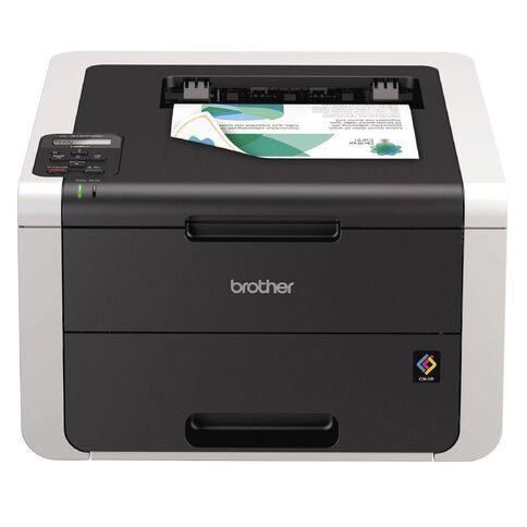 Brother HL3150Cdn Colour Laser Printer Black