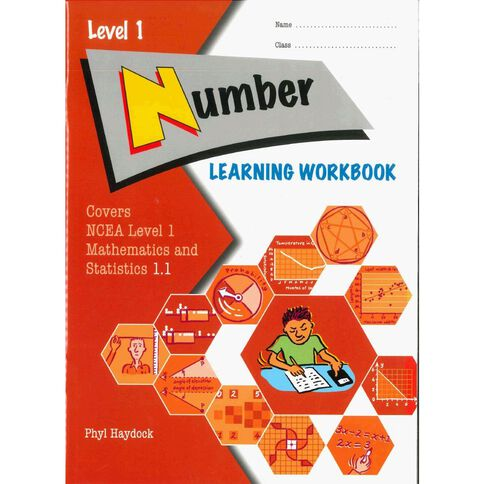 Ncea Year 11 Number As1.1 Learning Workbook
