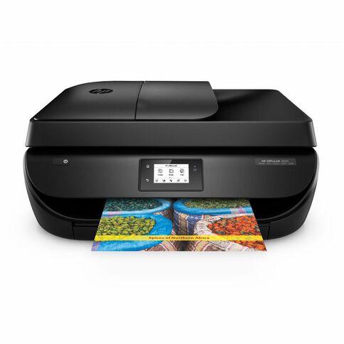 HP Officejet 4650 All-in-One Printer Black
