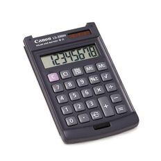 Canon Calculator Ls390H Handheld Flip Black