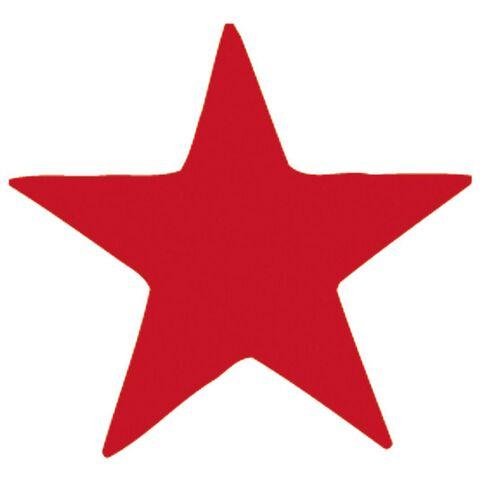 Xstamper Stamp Star Red