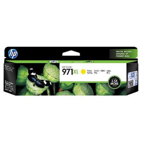 HP Ink Cartridge 971XL
