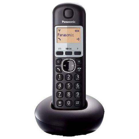 Panasonic Kx-Tgb210Nzb Cordless Phone Black