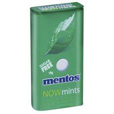 Mentos Now Mints Spearmint Multi-Coloured