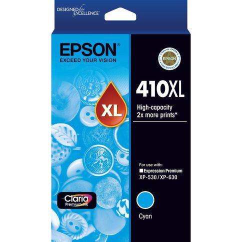 Epson Ink Cartridge 410XL Cyan