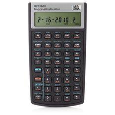 HP Financial Calculator 10Bll+ Black