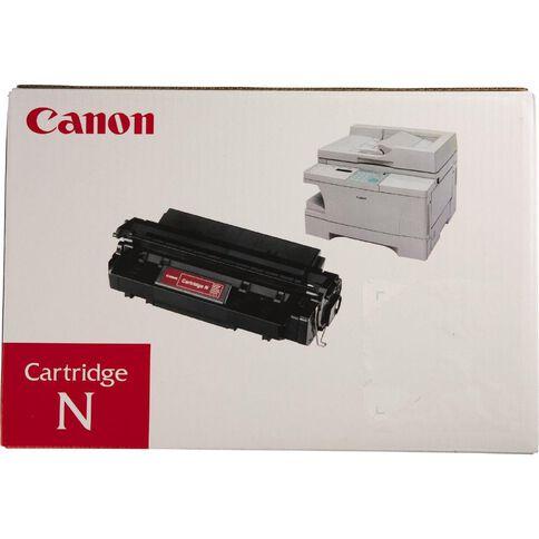 Canon Toner Ncart Black
