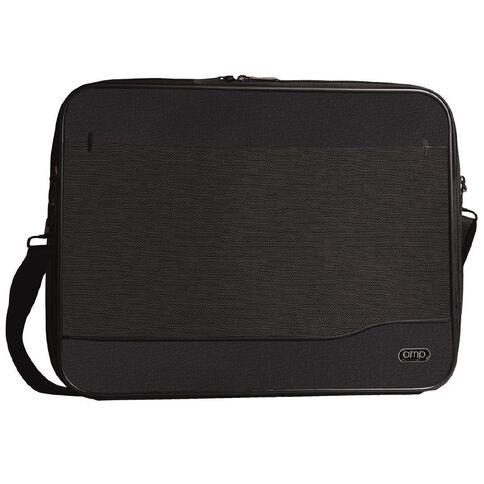 OMP Classic 16 inch Notebook Bag Black