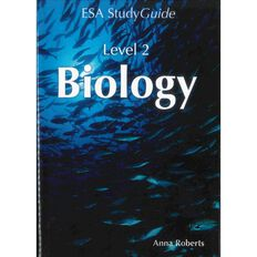 SG Year 12 NCEA Level 2 Biology Study Guide