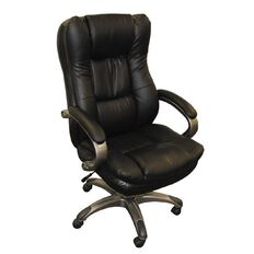 Jasper J Vienna Executive Chair Black