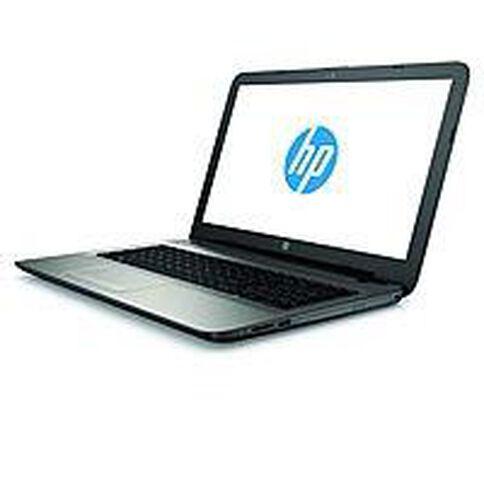 Hp 15-Ac638Tu Laptop Silver Silver