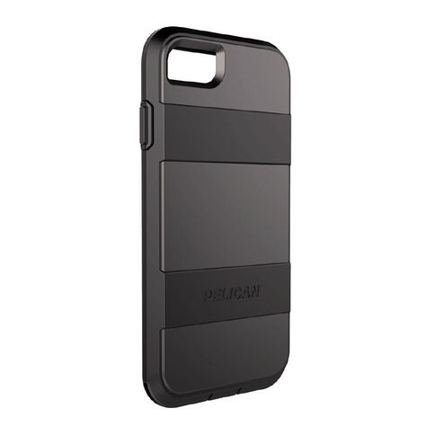 Pelican iPhone 7 Voyager Case Black