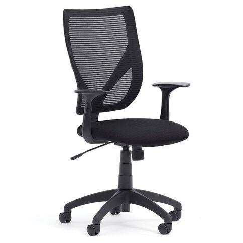 Chairmaster Flex Mesh Chair Black