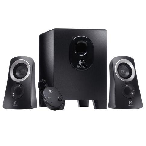 Logitech Z313 Speakers Black