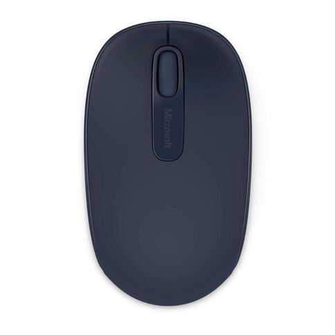 Microsoft Wireless Mobile Mouse 1850 Wool Blue