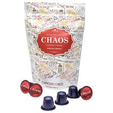 Chaos Coffee Italian Blend