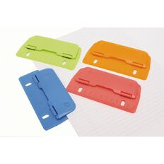 Marbig Bindermate 2 Hole Punch Multi-Coloured