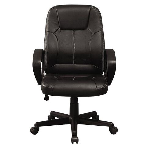 Workspace Valencia Midback Chair Black
