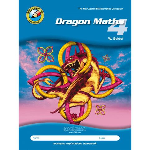 Year 6 Dragon Mathematics 4
