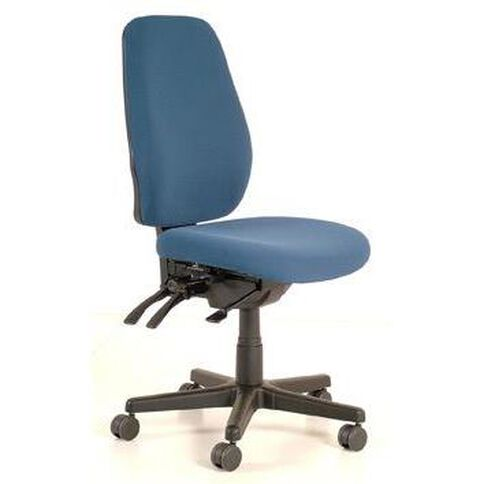 Buro Seating Aura Ergo Plus Navy