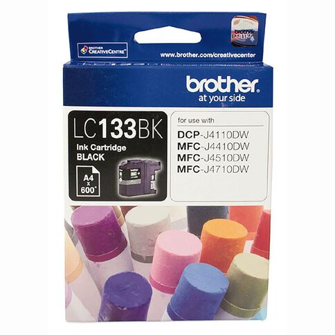 Brother Ink Cartridge LC133BK
