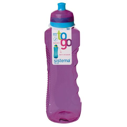 Sistema Gripper Bottle To Go 800ml Assorted