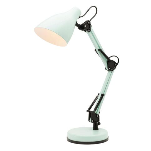 Meractor Ricco Desk Lamps Mint Green